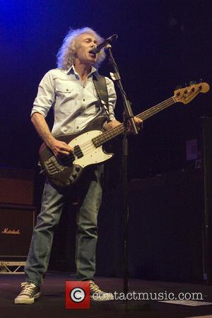 Alan Lancaster - Status Quo performing live on stage at the O2 Academy Glasgow - Glasgow, Scotland, United Kingdom -...