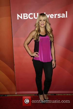 Jenn Brown - Celebrities pose at 2014 NBCUniversal Summer Press Day at The Langham, Hunington Hotel and Spa in Pasedena....
