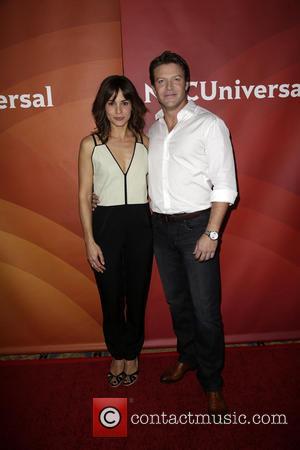 Stephanie Szostak and Matt Passmore