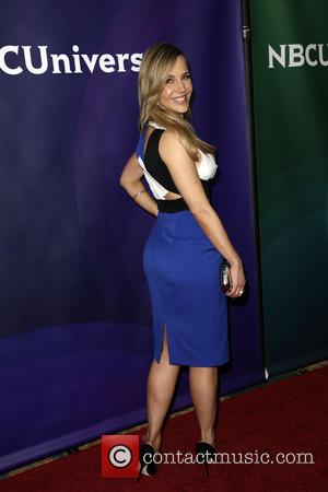 Julie Benz - Celebrities pose at 2014 NBCUniversal Summer Press Day at The Langham, Hunington Hotel and Spa in Pasedena....