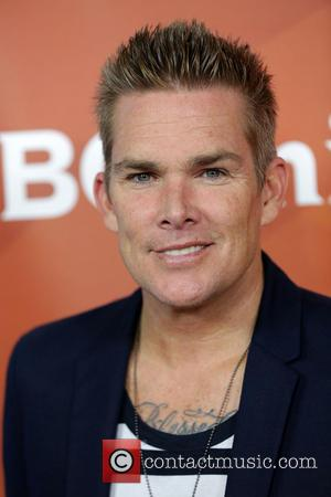 Mark McGrath - Celebrities pose at 2014 NBCUniversal Summer Press Day at The Langham, Hunington Hotel and Spa in Pasedena....