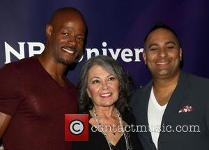 Keenen Ivory Wayans, Roseanne Barr and Russell Peters - NBCUniversal's Summer Press Day At The Langham Huntington - Pasadena, California,...