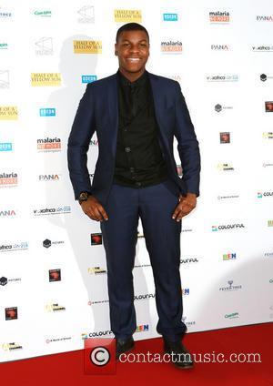 John Boyega -