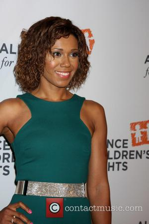 Toks Olagundoye - Alliance for Childrens Rights - Beverly Hills, California, United States - Tuesday 8th April 2014