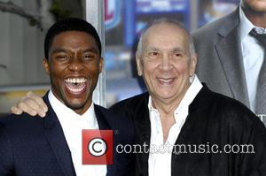 Frank Langella and Chadwick Boseman