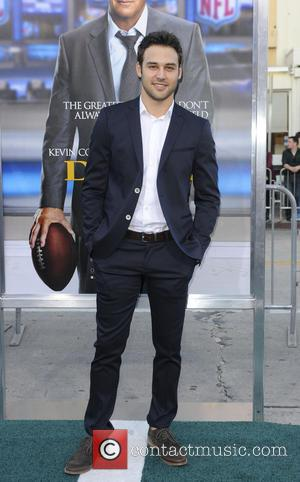 Ryan Guzman - Film Premiere of Draft Day - Los Angeles, California, United States - Tuesday 8th April 2014