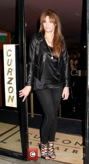 Jemima Khan - Special screening of 'Gucci And Vanity Fair: The Director' at The Curzon Mayfair - London, United Kingdom...