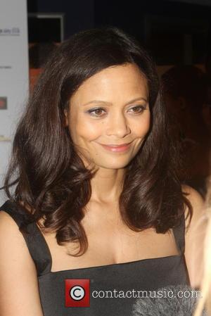 Thandie Newton Shares First Photos Of Newborn Son Booker Jombe