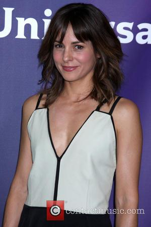 Stephanie Szostak - NBCUniversal Summer Press Day - Los Angeles, California, United States - Tuesday 8th April 2014