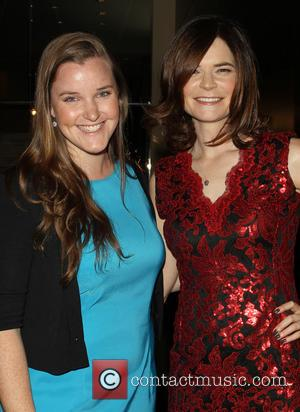 Betsy Brandt and Guest - The Alliance For Children's Rights 22nd Annual Dinner - Beverly Hills, California, United States -...