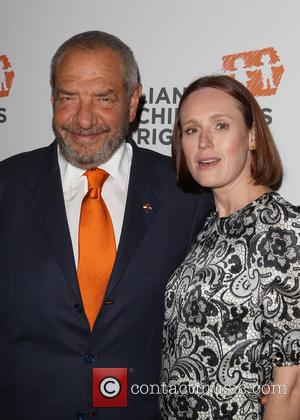 Dick Wolf and Noelle Lippman