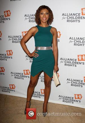 Toks Olagundoye - The Alliance For Children's Rights 22nd Annual Dinner - Beverly Hills, California, United States - Tuesday 8th...