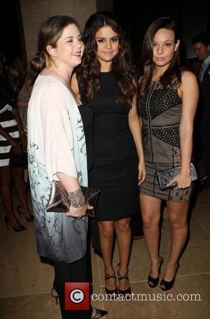 Mandy Cornett, Selena Gomez and Samantha Droke