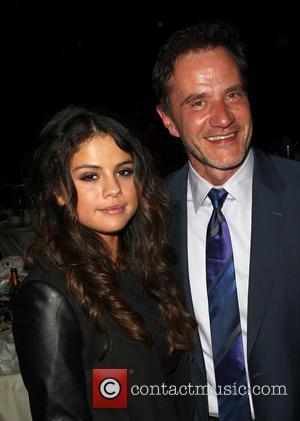 Selena Gomez and Tim Dekay