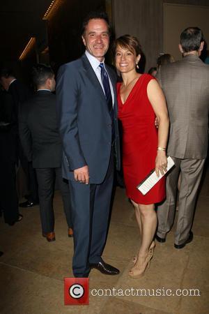 Tim Dekay and Elisa Taylor