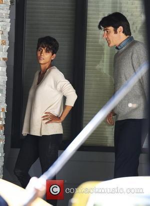 Halle Berry and Goran Visnjic