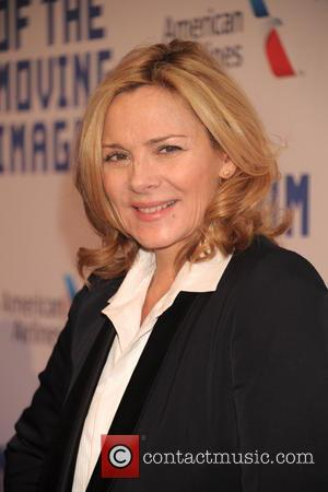 Kim Cattrall - Museum of the Moving Image 28th Annual Salute Honoring Kevin Spacey - Manhattan, New York, United States...
