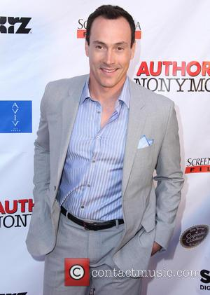 Chris Klein - Los Angeles premiere of 'Authors Anonymous' - Arrivals - Los Angeles, California, United States - Wednesday 9th...