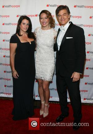 Lisa Oz, Candice Kumai and Dr. Mehmet Oz - HealthCorps Annual Gala 2014: The Savory Garden Gala honoring Ms. Goldie...