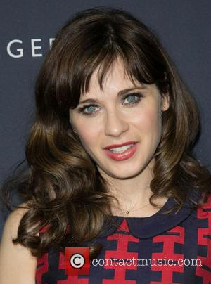 Zooey Deschanel - Zooey Deschanel and Tommy Hilfiger debut collection launch held at The London Hotel - Arrivals - Los...