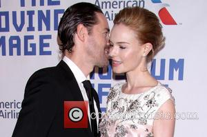 Michael Polish and Kate Bosworth - American Museum of Moving Image Honors Kevin Spacey held at 583 Park Avenue -...