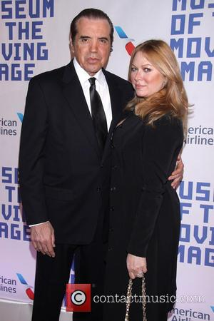 Chazz Palminteri and Gianna Ranaudo - American Museum of Moving Image Honors Kevin Spacey held at 583 Park Avenue -...