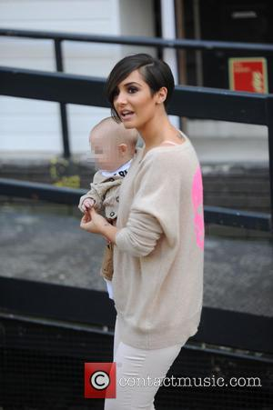 Frankie Sandford: 'Baby Keeps Depression At Bay'