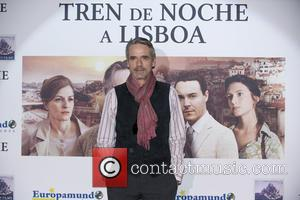 Jeremy Irons - English actor Jeremy Irons at a the photocall for his new film 'Night Train to Lisbon' in...