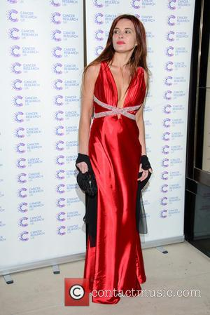 Kierston Wareing - James' Jog On To Cancer Event - Arrivals