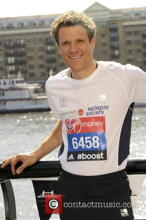 James Cracknell - Virgin London Marathon: Celebrities - photocall - London, United Kingdom - Wednesday 9th April 2014