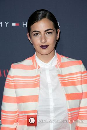 Alanna Masterson - Celebrities attend the Zooey Deschanel for Tommy Hilfiger Collection launch event at The London Hotel. - Los...