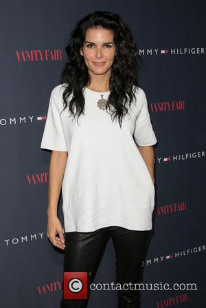 Angie Harmon - Celebrities attend the Zooey Deschanel for Tommy Hilfiger Collection launch event at The London Hotel. - Los...