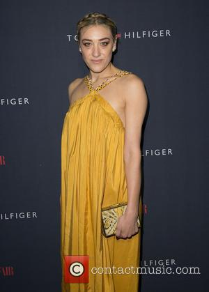 Mia Moretti - Celebrities attend the Zooey Deschanel for Tommy Hilfiger Collection launch event at The London Hotel. - Los...