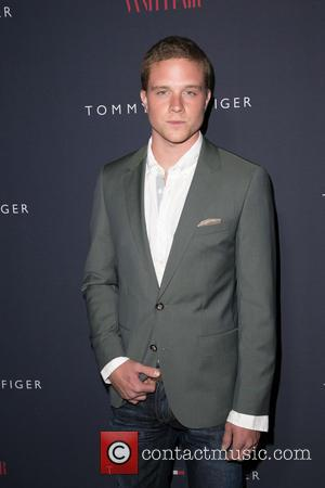 Jonny Weston - Celebrities attend the Zooey Deschanel for Tommy Hilfiger Collection launch event at The London Hotel. - Los...