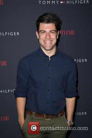 Max Greenfield - Celebrities attend the Zooey Deschanel for Tommy Hilfiger Collection launch event at The London Hotel. - Los...