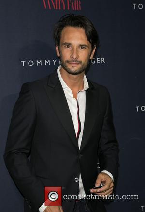 Rodrigo Santoro - Celebrities attend the Zooey Deschanel for Tommy Hilfiger Collection launch event at The London Hotel. - Los...