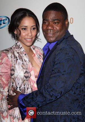 Tracy Morgan Walks Down The Aisle To Wed Fiancee Megan Wollover