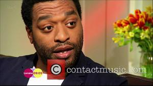 Chiwetel Ejiofor - Chiwetel Ejiofor is interviewed for 'Lorraine', to talk about playing Odenigbo in new movie 'Half of a...