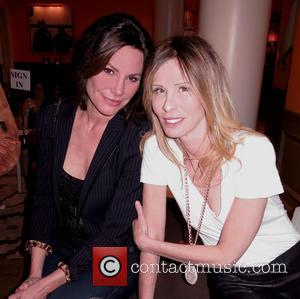 Carole Radziwill and LuAnn de Lesseps - 'The Real Housewives of New York City' attend the ACE cocktail kickoff party...