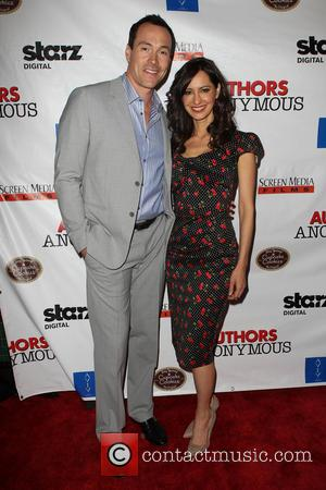 Chris Klein and Charlene Amoia