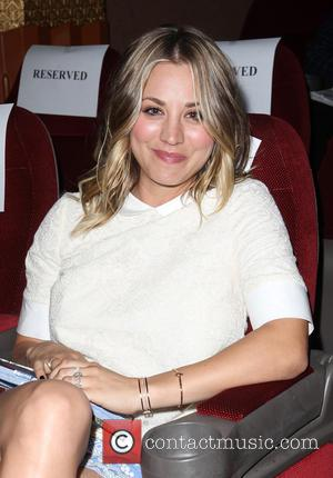 Kaley Cuoco's Home Is A Shrine To Pals