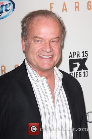 Kelsey Grammer - FX Networks Upfront Premiere Screening Of 'Fargo' at SVA Theater - Arrivals - New York City, New...