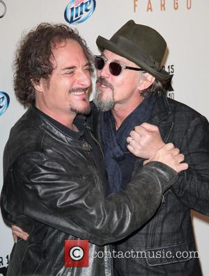 Kim Coates and Tommy Flanagan