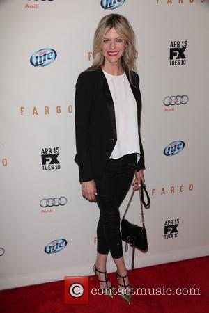Kaitlin Olson - FX Networks Upfront Premiere Screening Of 'Fargo' at SVA Theater - Arrivals - NYC, New York, United...