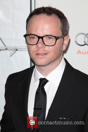Noah Hawley - FX Networks Upfront Premiere Screening Of 'Fargo' at SVA Theater - Arrivals - NYC, New York, United...