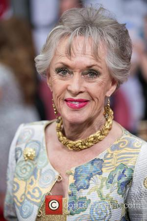 Tippi Hedren - Opening night gala screening of 'Oklahoma!' during the 2014 TCM Classic Film Festival at TCL Chinese Theatre....