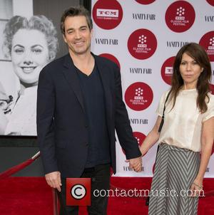 Jon Tenney and Leslie Urdang