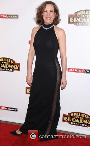 Karen Ziemba - Opening night after party for the musical Bullets Over Broadway, held at the Metropolitan Museum - Arrivals....