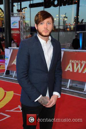 James Arthur - Radio Regenbogen Award 2014 at Europa-Park. - Arrivals - Rust, Germany - Thursday 10th April 2014
