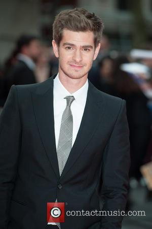 Andrew Garfield - World Premiere of The Amazing Spiderman 2 held at the Odeon Leicester Square - Arrivals. - London,...